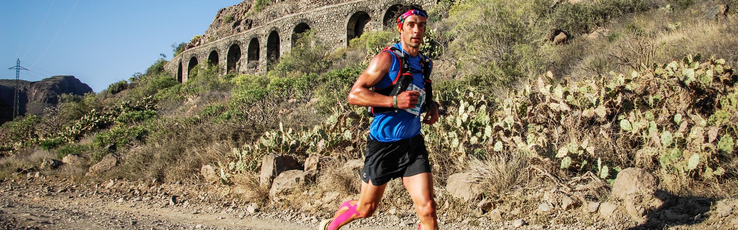 Lourens Naudé - Island Ultra Runner